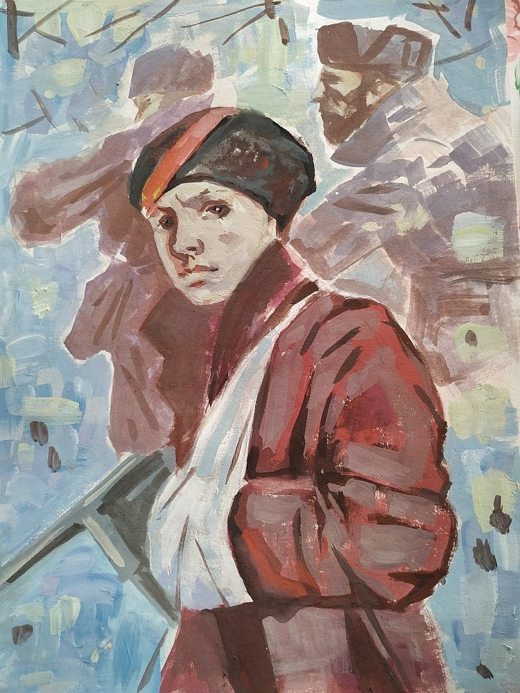 Тумова Лалина, 14 лет, г. Нальчик