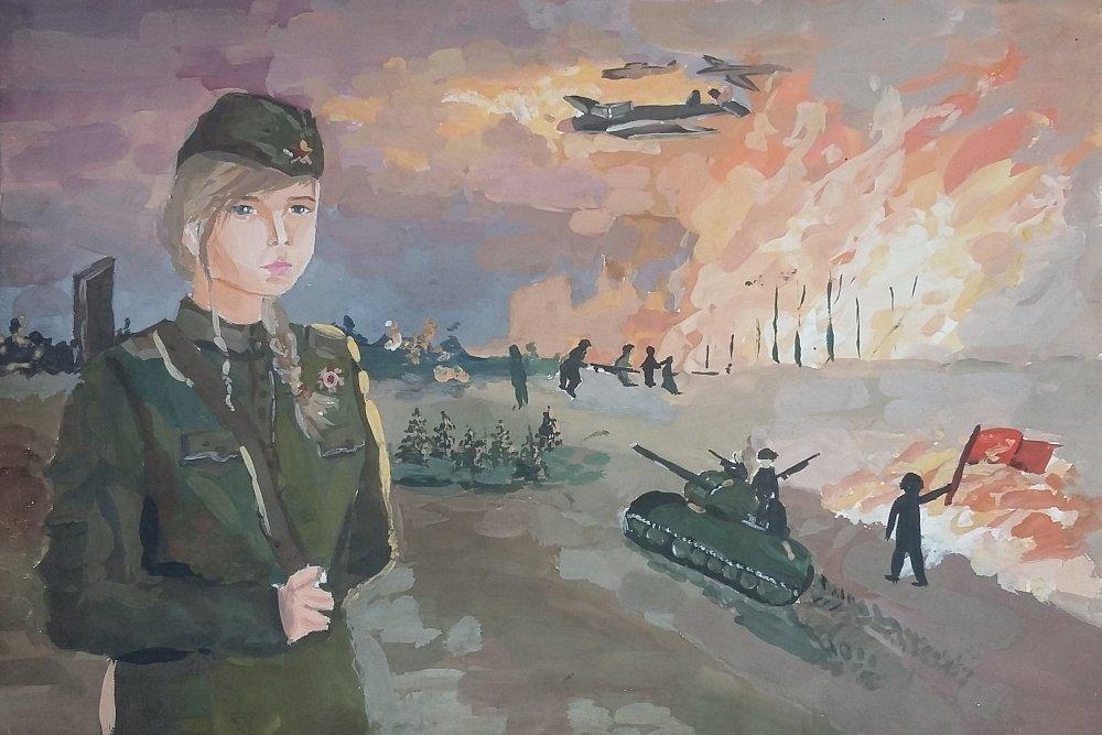 Можаева Анастасия Олеговна, 14 лет, г. Выкса